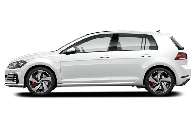 2019 Volkswagen Golf GTI 5-door Autobahn