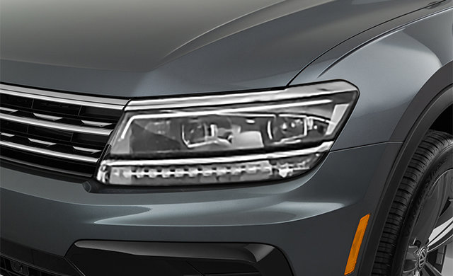 Volkswagen Tiguan HIGHLINE 2019 - 2