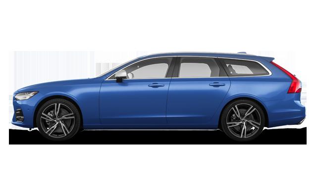 Volvo V90 R-Design 2019