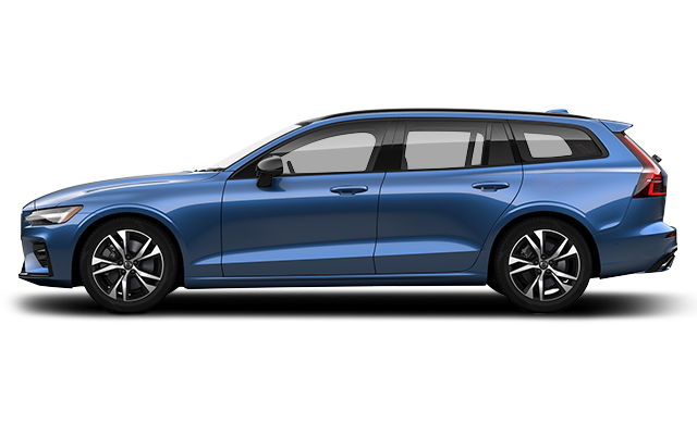 Volvo V60 R-Design 2019