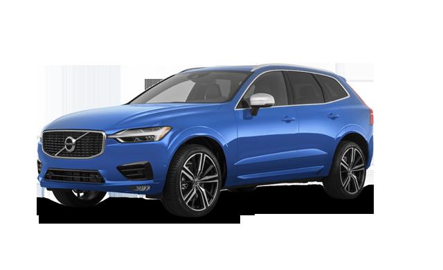 2019 Volvo XC60 R-Design - from $56,165 | Volvo of Edmonton
