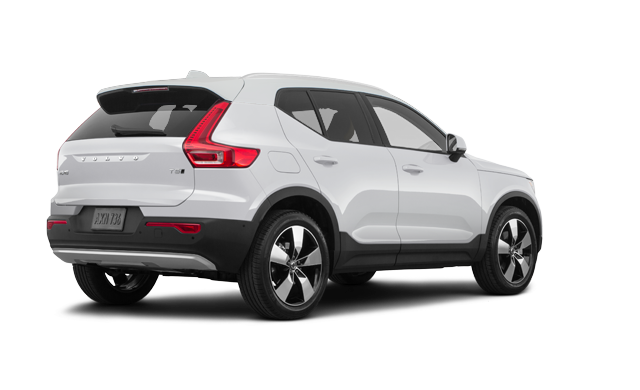 2019 Volvo Xc40 Momentum From 40 415 Volvo Of Edmonton