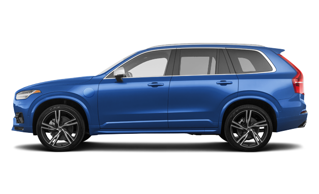 Volvo XC90 Hybrid R-Design 2019