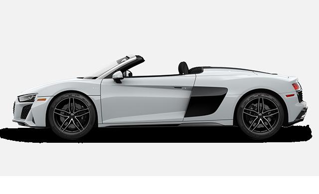 Audi Hamilton The 2020 R8 Spyder Base R8 Spyder