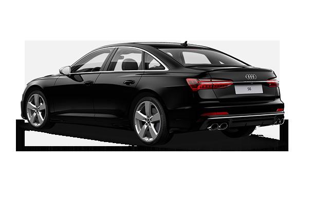 2020 Audi S6 Sedan