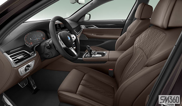 2020 BMW 7 Series Sedan 750i xDrive
