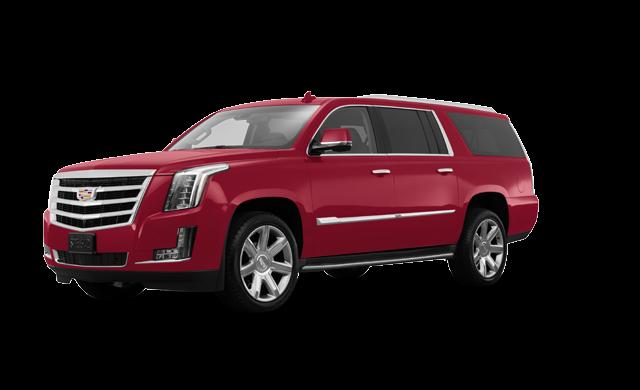 Cadillac West Island | The 2020 Escalade ESV LUXURY in ...