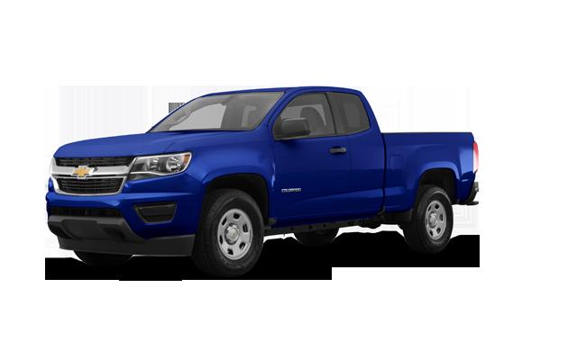 Jenner Chevrolet Buick GMC Ltd. | The 2020 Colorado BASE ...