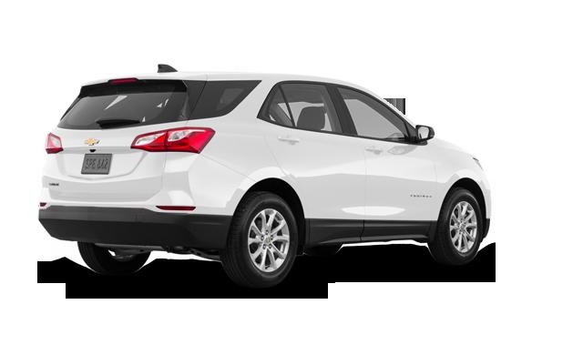 2020 Chevrolet Equinox LS - Starting at $29098.0 | Bruce ...