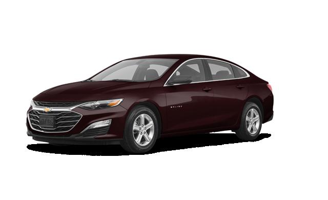 Chevrolet Buick GMC West Island | The 2020 Malibu LS in ...