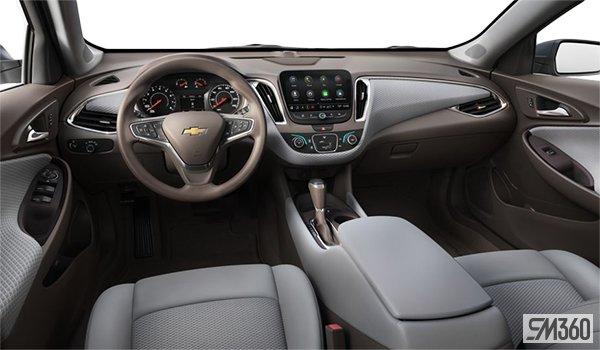 Fox Chevrolet Cadillac Ltd | The 2020 Chevrolet Malibu LS ...