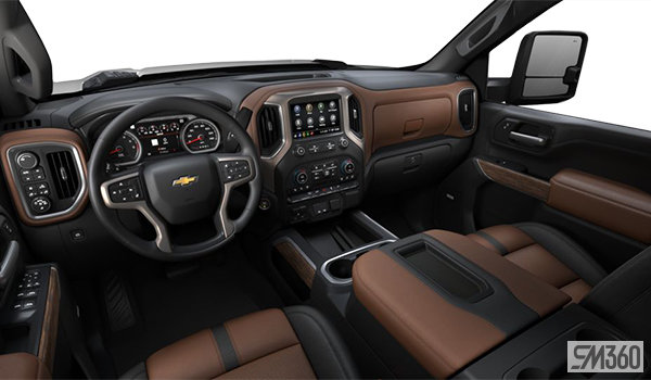 2020 Chevrolet Silverado 2500HD HIGH COUNTRY - Starting at ...