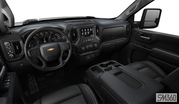 2020 Silverado 2500HD WT - $43,628 | True North Chevrolet
