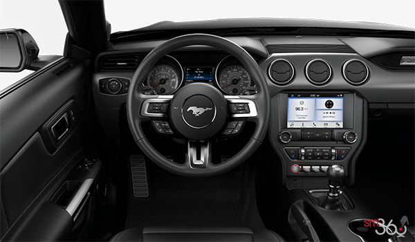 Ford Mustang Lease >> 2020 Ford Mustang Convertible EcoBoost Premium - Starting at $44440.0   Bruce Ford
