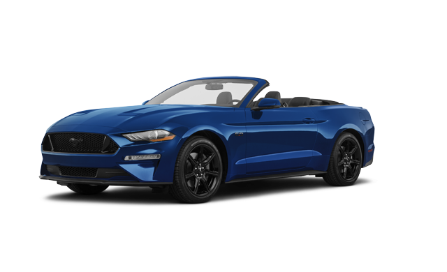 2020 Mustang Gt Convertible Cost