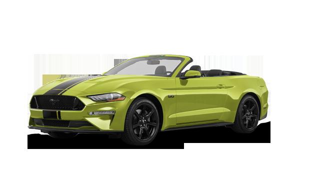 New 2020 Mustang Gt Premium Convertible