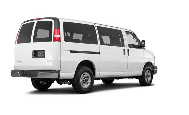 2020 GMC Savana 2500 PASSENGER LT - Starting at $46470.5 ...
