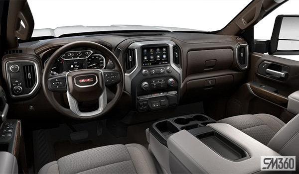 Jenner Chevrolet Buick GMC Ltd.   The 2020 Sierra 2500 HD SLE