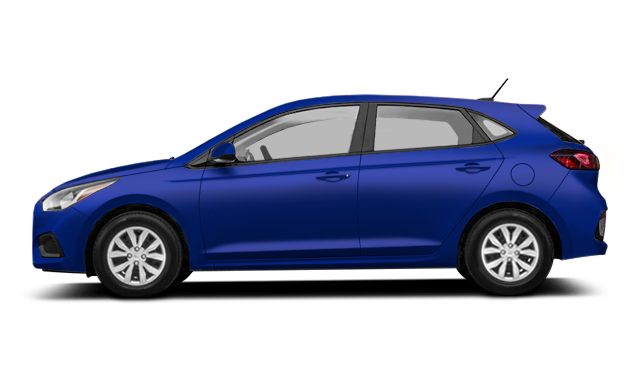 Hyundai Accent 5 doors Essential with comfort package IVT 2020