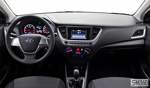 2020 Hyundai Accent 5 doors Essential
