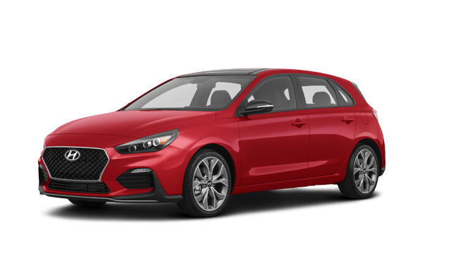 Hyundai Gallery | The 2020 Elantra GT N-Line DCT Ultimate ...