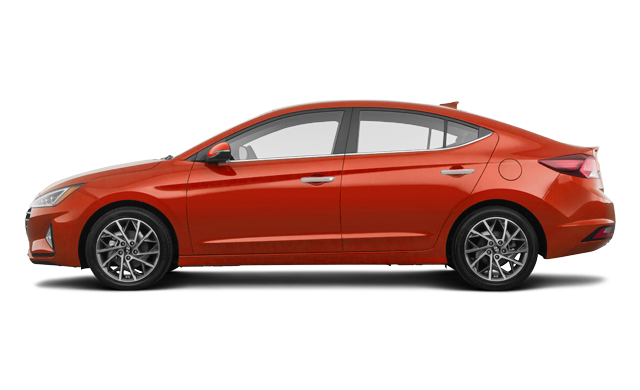 Hyundai Elantra ULTIMATE 2020