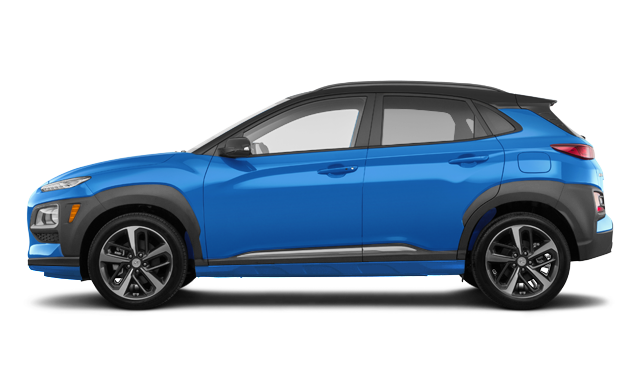 Hyundai Kona Trend Bicolore 2020