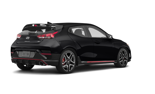 2020 Hyundai Veloster N
