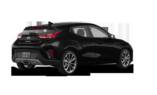 2020 Hyundai Veloster Luxury
