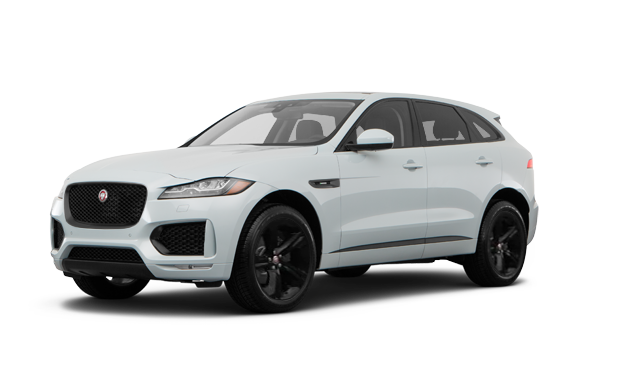 Jaguar F-Pace CHECKERED FLAG 2020