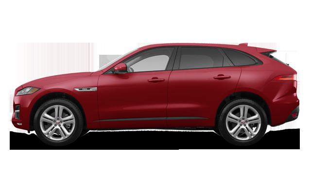 Jaguar F-Pace R-SPORT 2020