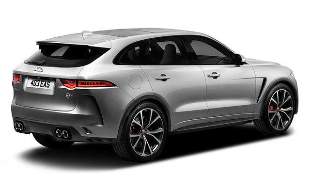 Jaguar F-Pace SVR 2020 - 1