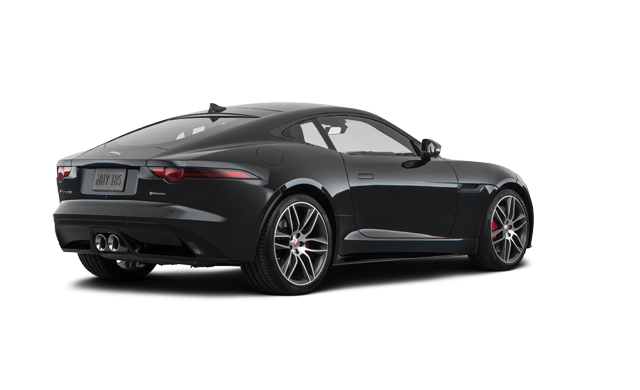 Jaguar F-Type R-DYNAMIC COUPÉ 2020