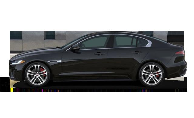 2020 Jaguar XE R-DYNAMIC SE