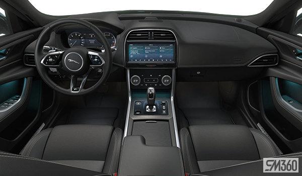 2020 Jaguar XE R-DYNAMIC