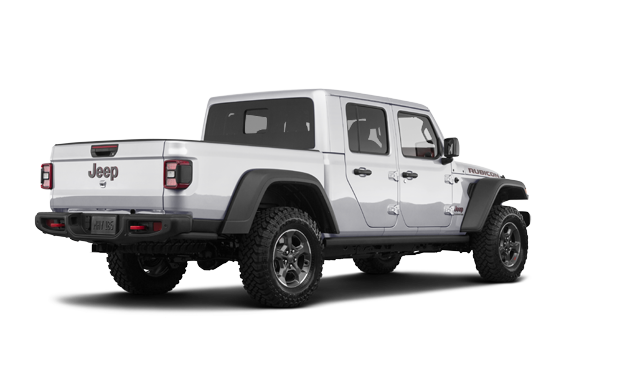 Boulevard Dodge Chrysler Jeep | The 2020 Gladiator Rubicon ...