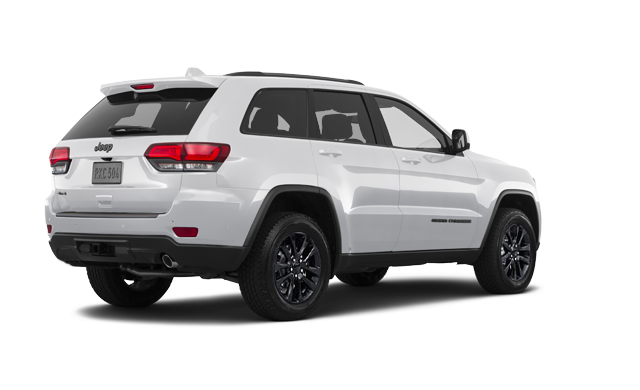 White 2020 Jeep Grand Cherokee Altitude