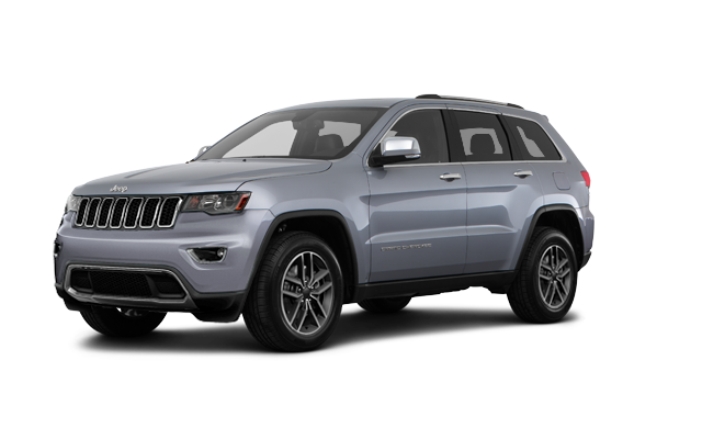 Boulevard Dodge Chrysler Jeep | Le Grand Cherokee LIMITED ...