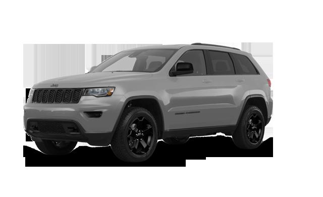 Boulevard Dodge Chrysler Jeep | Le Grand Cherokee UPLAND ...