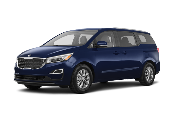Western Kia | The 2020 Sedona LX in Corner Brook