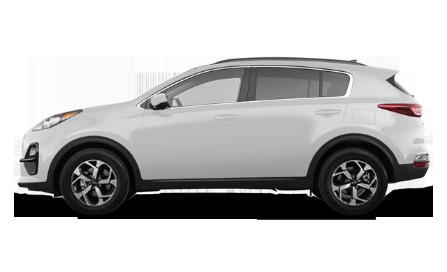 Kia Sportage LX FWD 2020