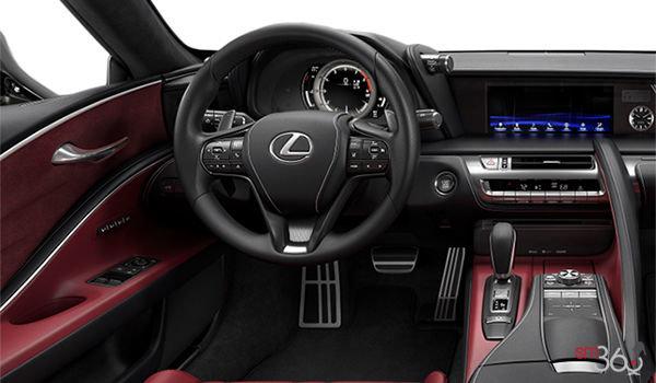 Black Book Trade In >> Lexus of Kelowna   The 2020 LC 500 in Kelowna