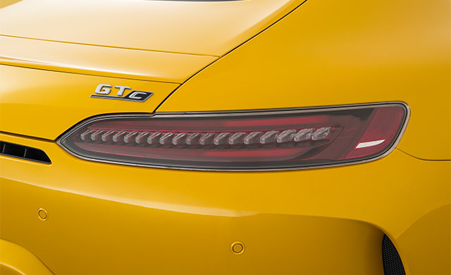 Mercedes-Benz AMG GT coupe C 2020 - photo 2