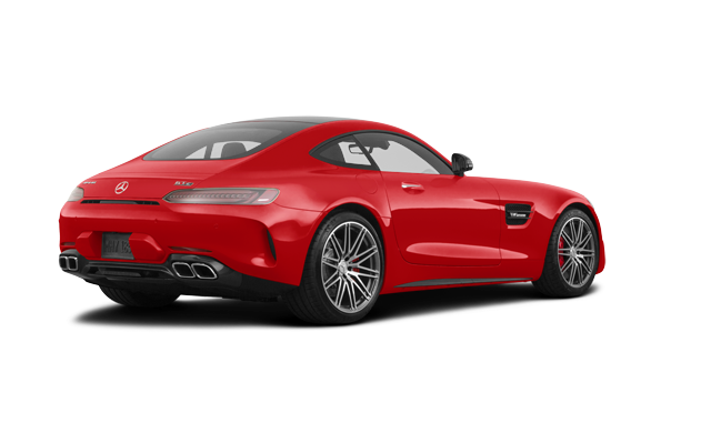 2020 Mercedes-Benz AMG GT coupe C