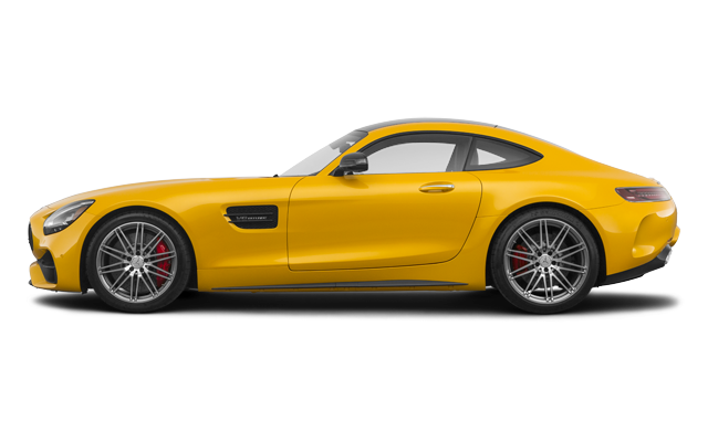 Mercedes-Benz AMG GT coupe C 2020