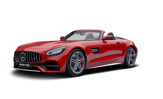 2020 Mercedes-Benz AMG GT Roadster C