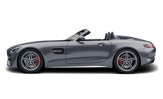 Mercedes-Benz AMG GT Roadster C 2020