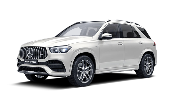 Mercedes-Benz Boundary | The 2020 GLE 53 AMG 4MATIC+