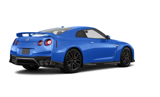 2020 Nissan GT-R GT-R 50TH ANNIVESARY EDITION BLUE