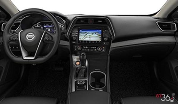 Kelowna Nissan The 2020 Maxima Sl In Kelowna